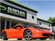 2015 Ferrari 458 for sale in Naples, Florida 34104