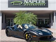 2018 Ferrari 488 Spider for sale in Naples, Florida 34104