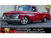 1962 Ford F100 for sale in Ruskin, Florida 33570