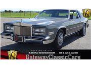 1985 Cadillac Eldorado for sale in Ruskin, Florida 33570