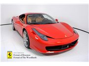2013 Ferrari 458 Italia for sale in Houston, Texas 77057