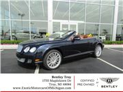 2010 Bentley Continental for sale in Troy, Michigan 48084