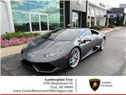 2015 Lamborghini Huracan for sale in Troy, Michigan 48084