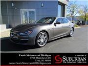 2018 Maserati Ghibli for sale in Troy, Michigan 48084