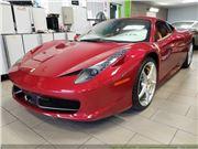 2013 Ferrari 458 Italia for sale in Naples, Florida 34104
