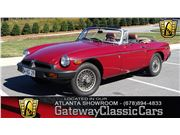 1977 MG MGB for sale in Alpharetta, Georgia 30005