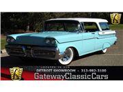1957 Mercury Commuter for sale in Dearborn, Michigan 48120