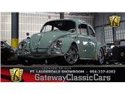 1966 Volkswagen Beetle for sale in Coral Springs, Florida 33065