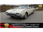 1962 Ford Thunderbird for sale in Kenosha, Wisconsin 53144