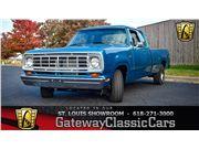 1974 Dodge D100 for sale in OFallon, Illinois 62269