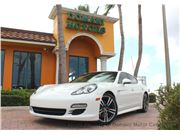 2012 Porsche Panamera for sale in Deerfield Beach, Florida 33441