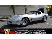 1981 Chevrolet Corvette for sale in Ruskin, Florida 33570