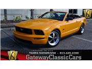 2007 Ford Mustang for sale in Ruskin, Florida 33570