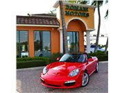 2010 Porsche Boxter S for sale in Deerfield Beach, Florida 33441