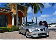2001 BMW Z3 for sale in Deerfield Beach, Florida 33441