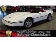 1990 Chevrolet Corvette for sale in Alpharetta, Georgia 30005