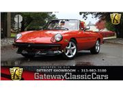 1981 Alfa Romeo Spider for sale in Dearborn, Michigan 48120