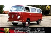1972 Volkswagen Transporter for sale in Dearborn, Michigan 48120