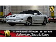 2001 Pontiac Firebird for sale in Coral Springs, Florida 33065