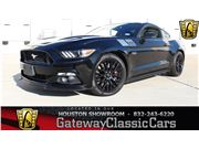 2015 Ford Mustang for sale in Houston, Texas 77090