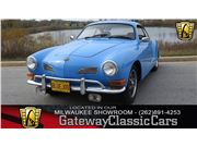 1970 Volkswagen Karmann Ghia for sale in Kenosha, Wisconsin 53144