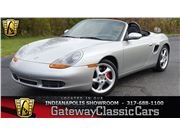 2002 Porsche Boxster for sale in Indianapolis, Indiana 46268