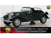 1950 MG TD for sale in West Deptford, New Jersey 8066