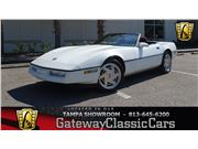 1989 Chevrolet Corvette for sale in Ruskin, Florida 33570