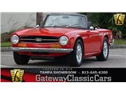 1973 Triumph TR6 for sale in Ruskin, Florida 33570
