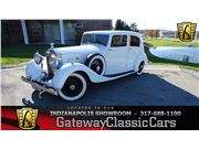1935 Rolls-Royce 20/25 for sale in Indianapolis, Indiana 46268