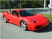 2000 Ferrari 360 for sale in Naples, Florida 34104