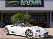 2009 Spyker C8 Spyder for sale in Naples, Florida 34104