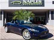 2013 Maserati Gran Turismo Cabriolet for sale in Naples, Florida 34104