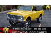 1971 Chevrolet K5 for sale in Crete, Illinois 60417