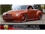 2003 Chevrolet SSR for sale in Dearborn, Michigan 48120