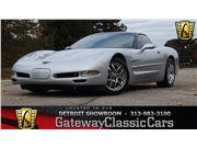 1997 Chevrolet Corvette for sale in Dearborn, Michigan 48120