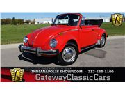 1975 Volkswagen Beetle for sale in Indianapolis, Indiana 46268