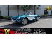 1958 Chevrolet Corvette for sale in Ruskin, Florida 33570
