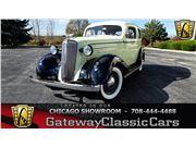 1936 Chevrolet Coupe for sale in Crete, Illinois 60417
