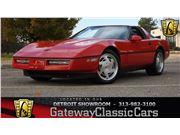 1989 Chevrolet Corvette for sale in Dearborn, Michigan 48120