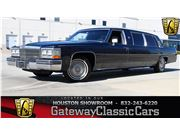 1984 Cadillac DeVille for sale in Houston, Texas 77090
