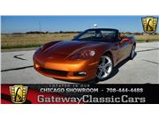 2007 Chevrolet Corvette for sale in Crete, Illinois 60417