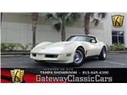 1981 Chevrolet Corvette for sale in Ruskin, Florida 33570