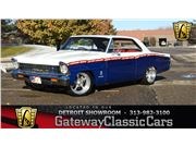 1967 Chevrolet Nova for sale in Dearborn, Michigan 48120