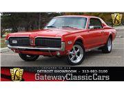 1968 Mercury Cougar for sale in Dearborn, Michigan 48120