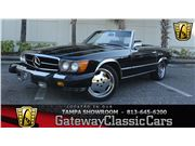 1975 Mercedes-Benz 450SL for sale in Ruskin, Florida 33570