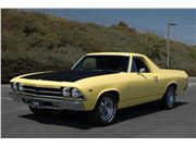 1969 Chevrolet El Camino for sale in Benicia, California 94510