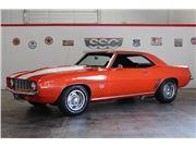 1969 Chevrolet Camaro for sale in Fairfield, California 94534