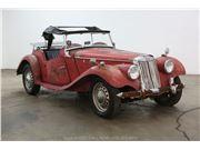 1954 MG TF RHD for sale in Los Angeles, California 90063