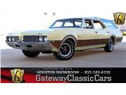 1969 Oldsmobile Vista Cruiser for sale in Houston, Texas 77090